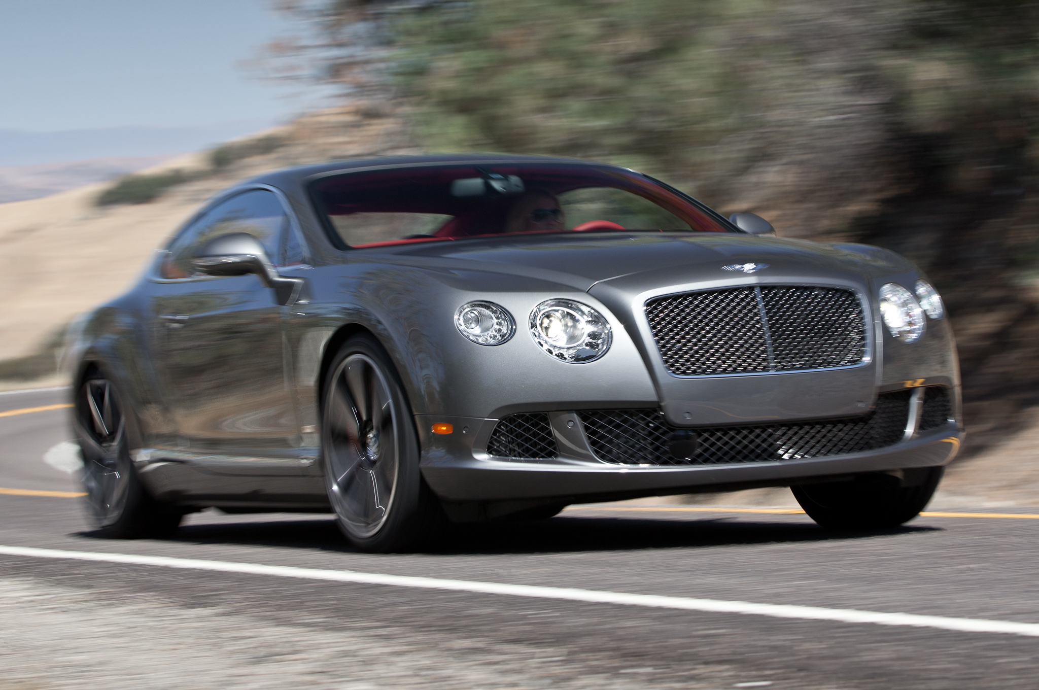 2013 Bentley Continental Gt Speed #1