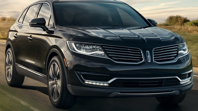 2016 Lincoln Mkx #17