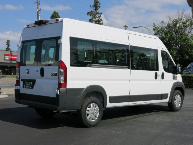 Ram Promaster Window Van #5