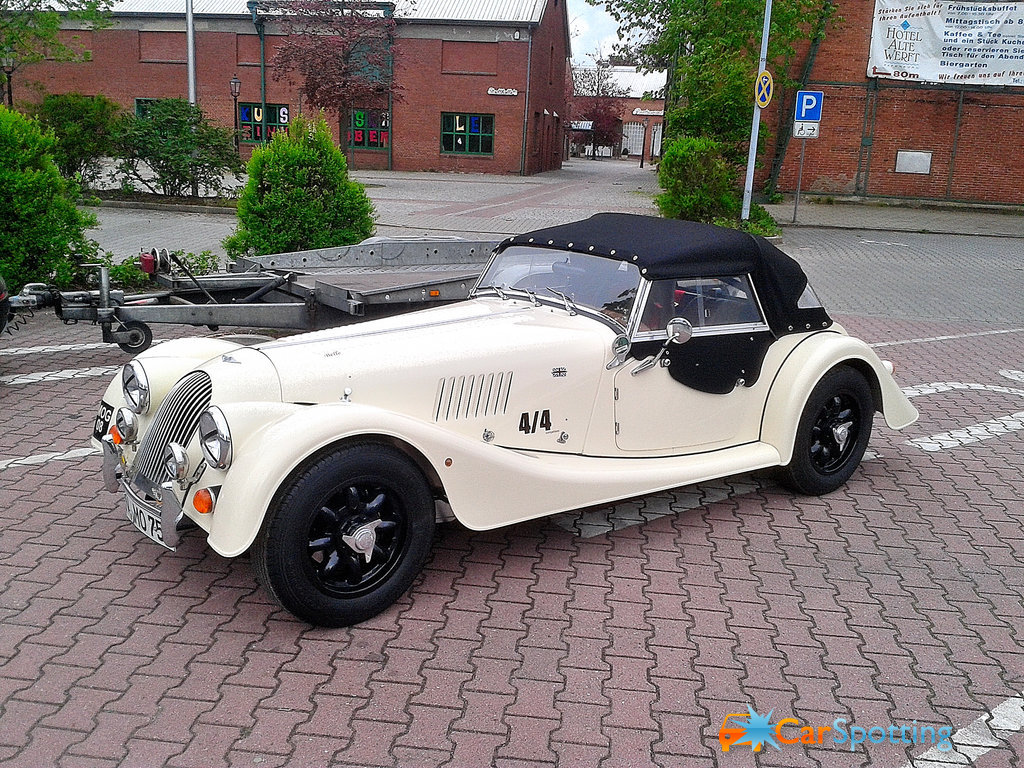 Morgan Plus 8 #20