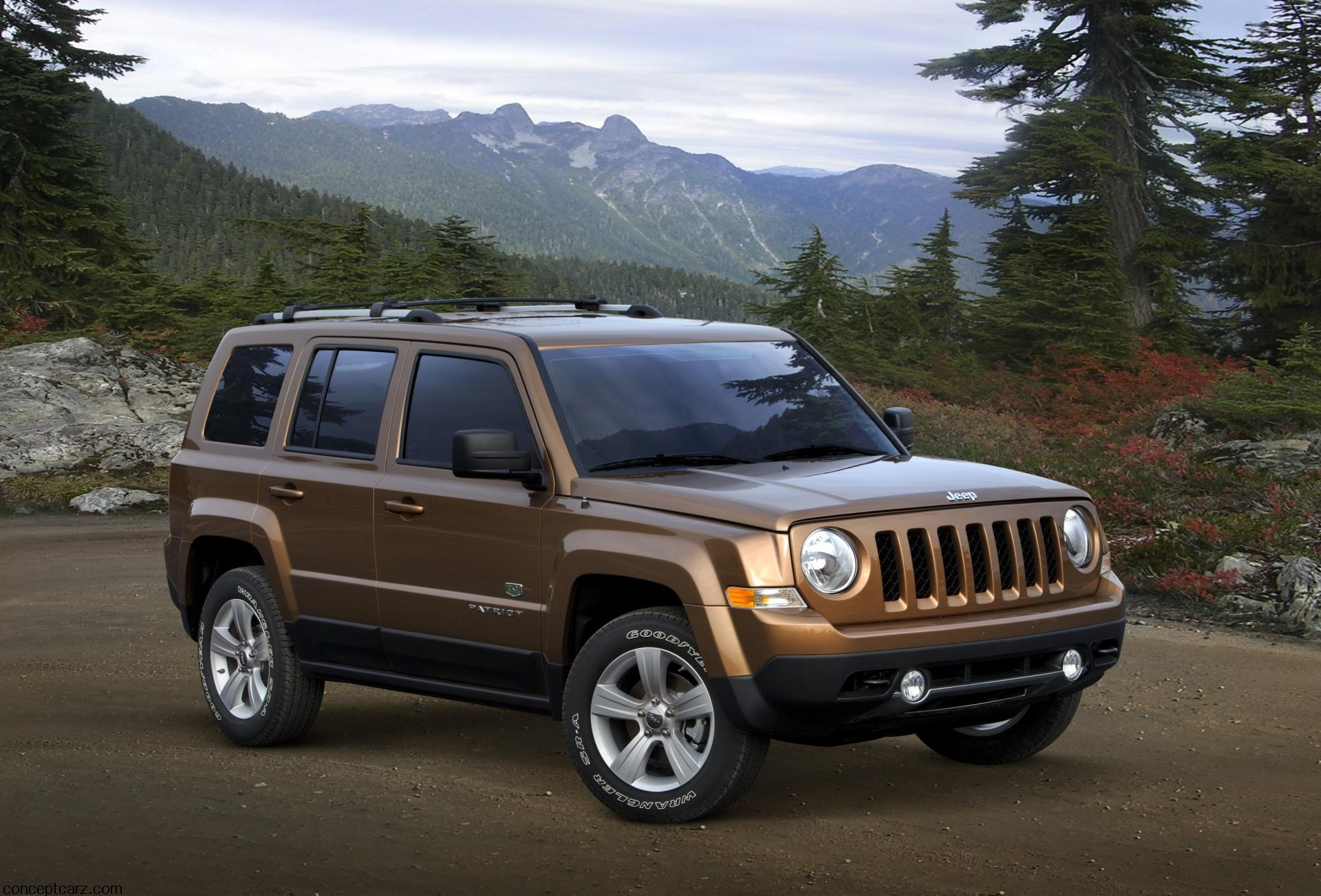 2011 Jeep Patriot #5