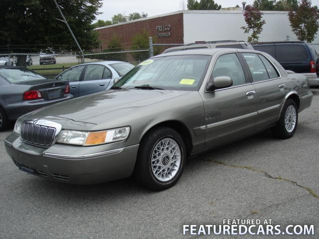 1998 Mercury Grand Marquis #9