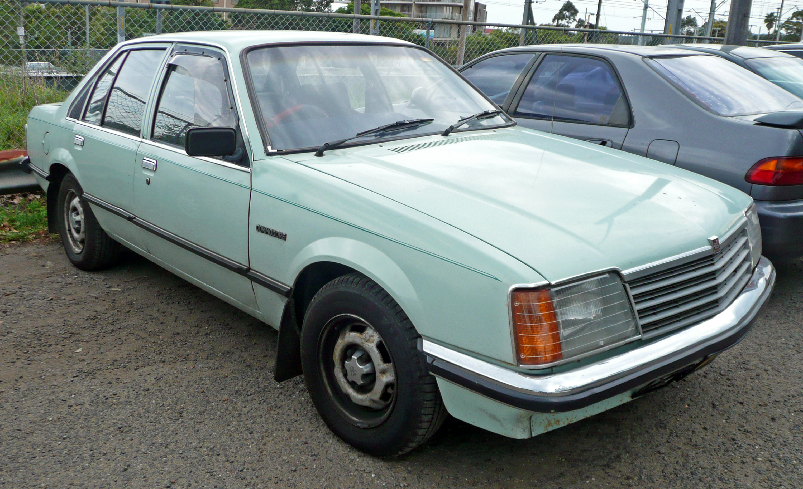 1980 Holden Commodore #5