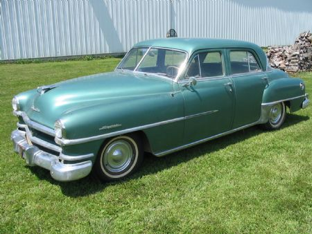 1952 Chrysler Windsor #2