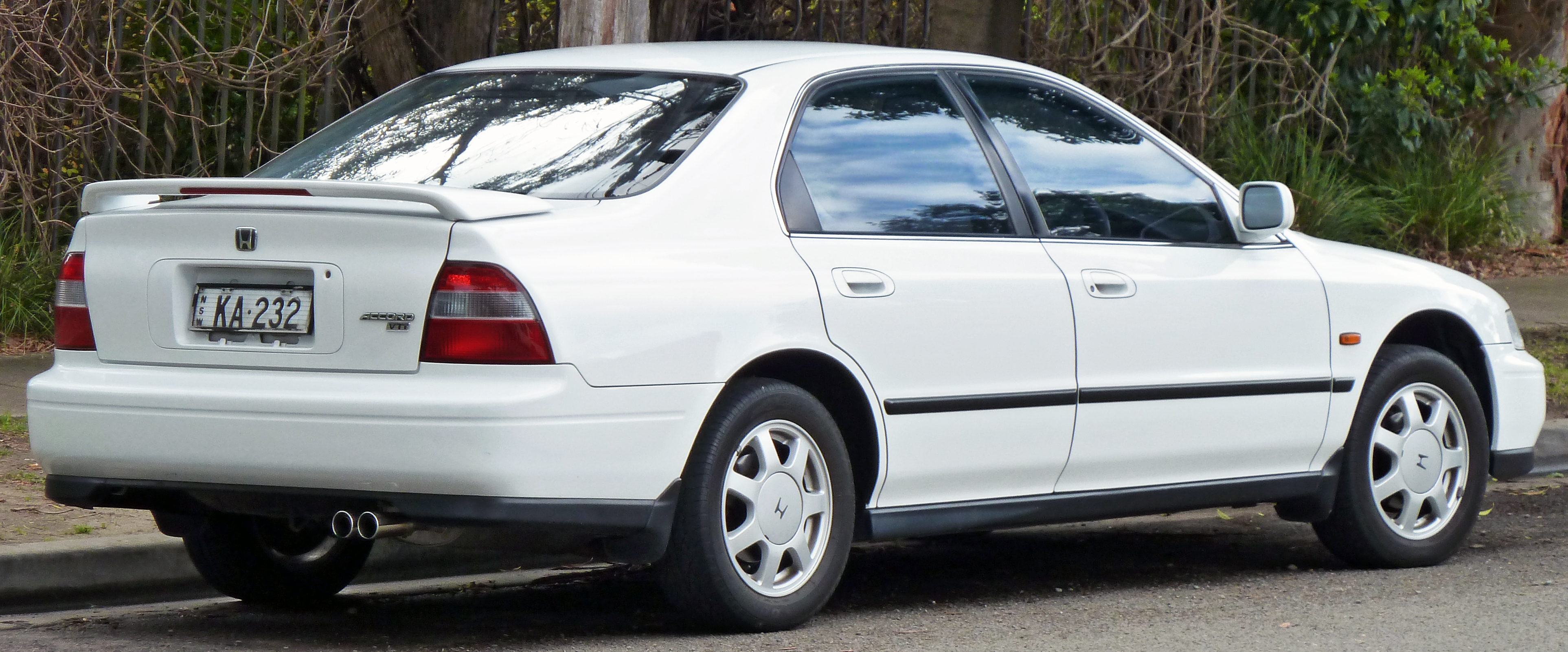 1995 Honda Accord #10