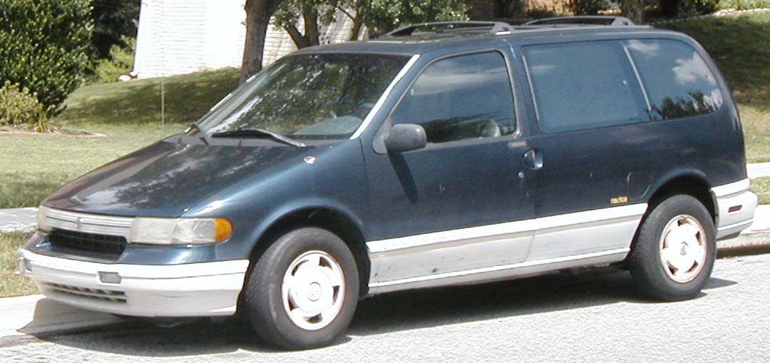 1998 Mercury Villager #2