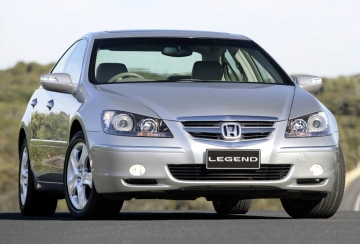 2007 Honda Legend #9
