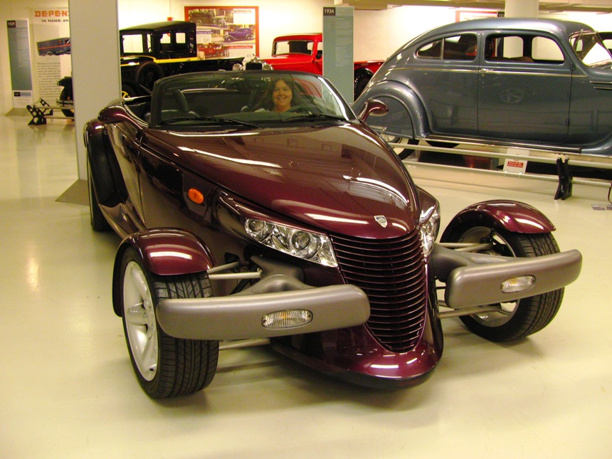 1999 Dodge Prowler #13