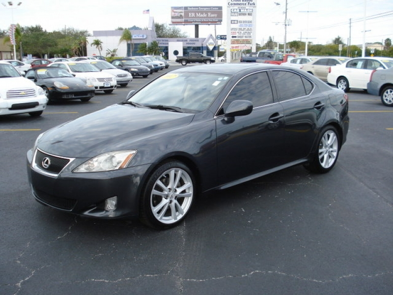 2007 Lexus IS #4