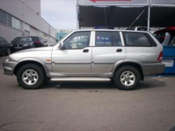 2002 Ssangyong Musso #15