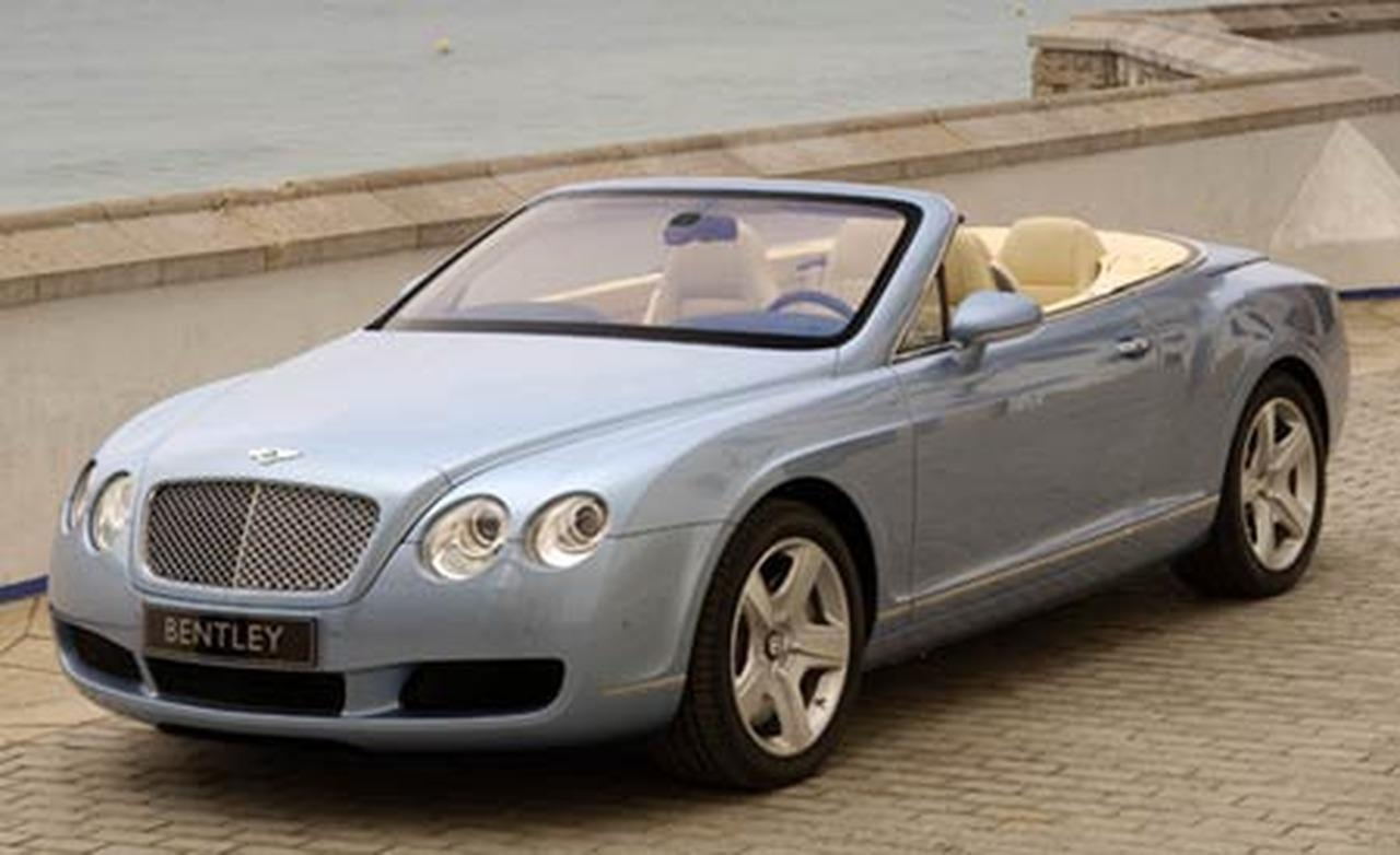 2007 Bentley Continental Gt #6