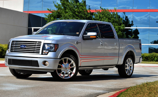2012 Ford F-150 #5