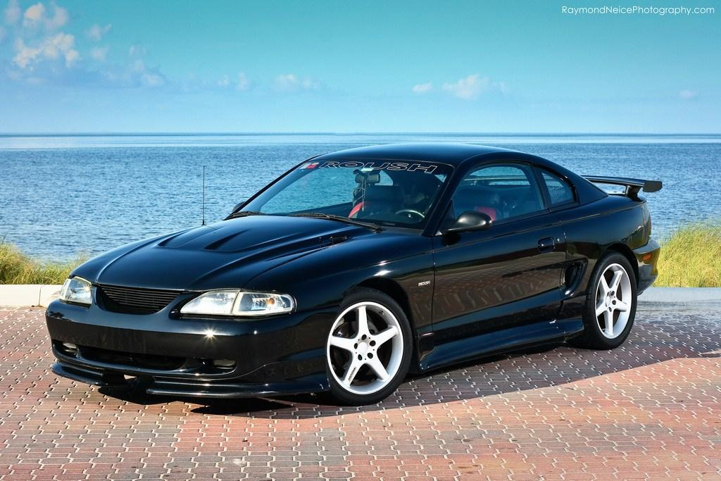 1998 Ford Mustang #16