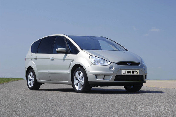 2008 Ford S-Max #1