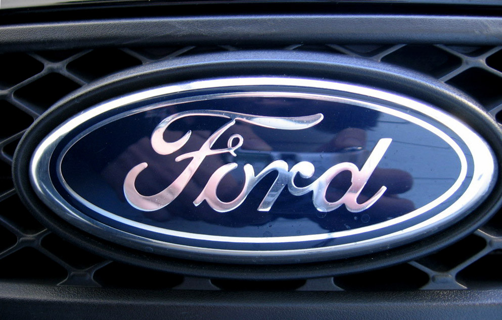 Ford #8