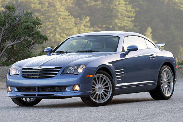 Chrysler Crossfire #11