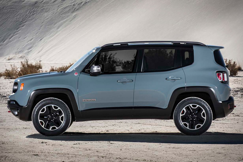 Jeep Renegade #2
