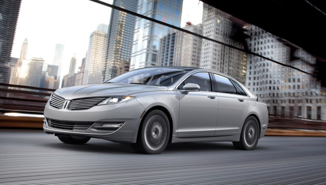 2013 Lincoln Mkz #1