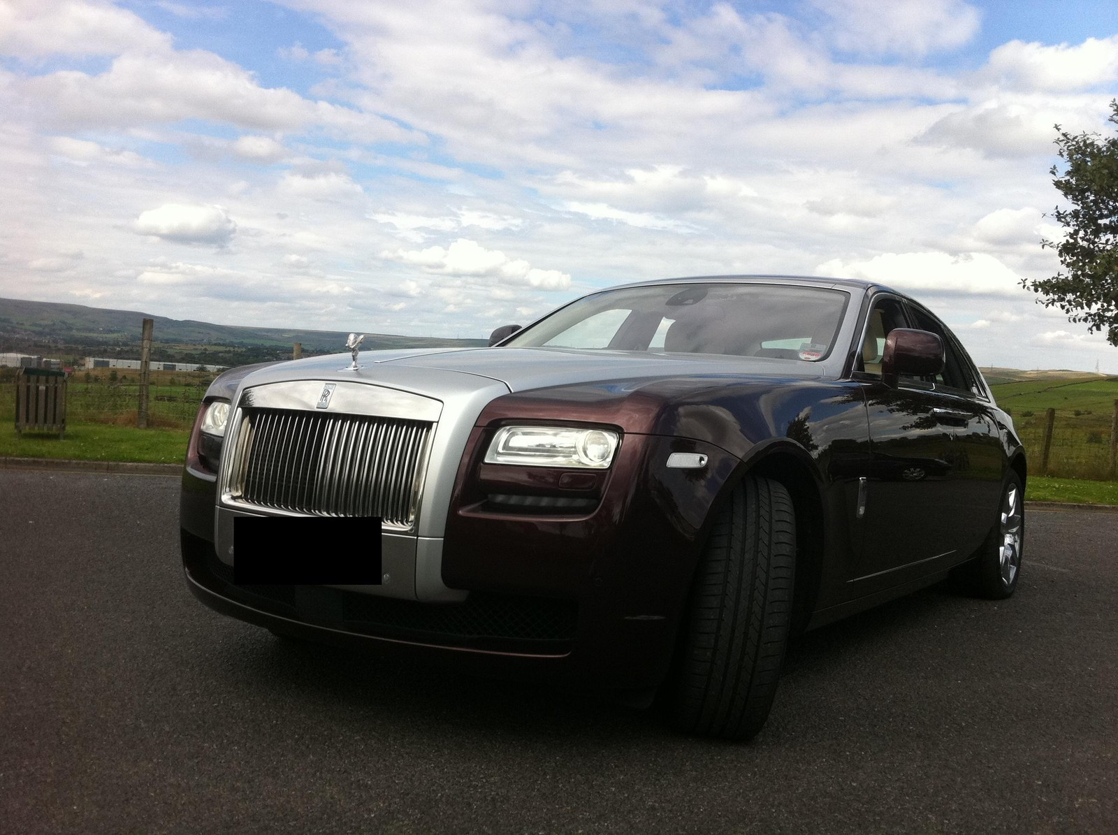 2013 Rolls royce Ghost #5