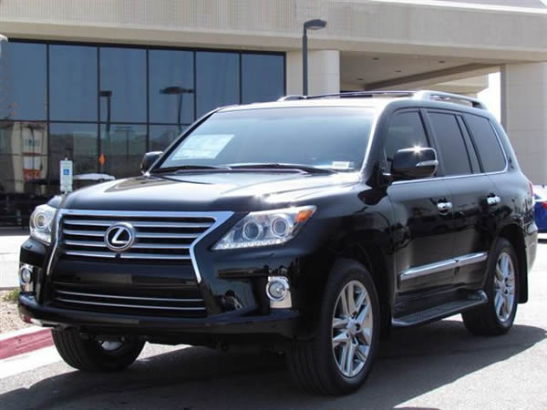 2013 Lexus Lx 570 Photos, Informations, Articles - BestCarMag.com