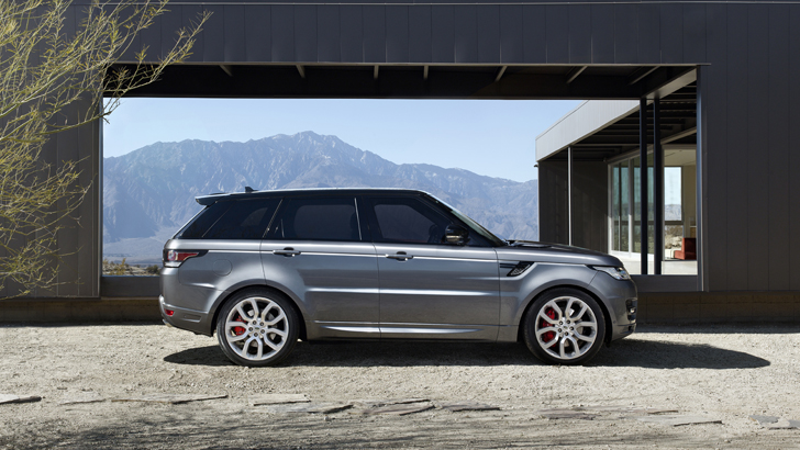 2013 Land Rover ALL-NEW Range Rover #12