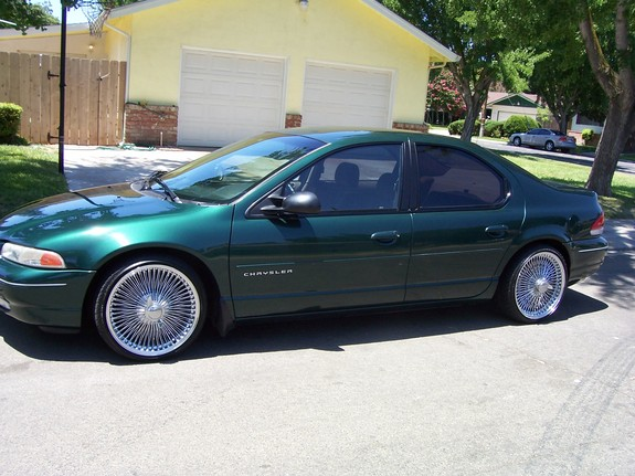 1997 Chrysler Cirrus #10