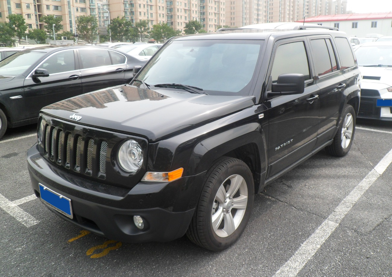 2012 Jeep Patriot #15