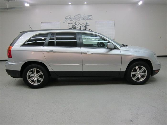 2007 Chrysler Pacifica #8