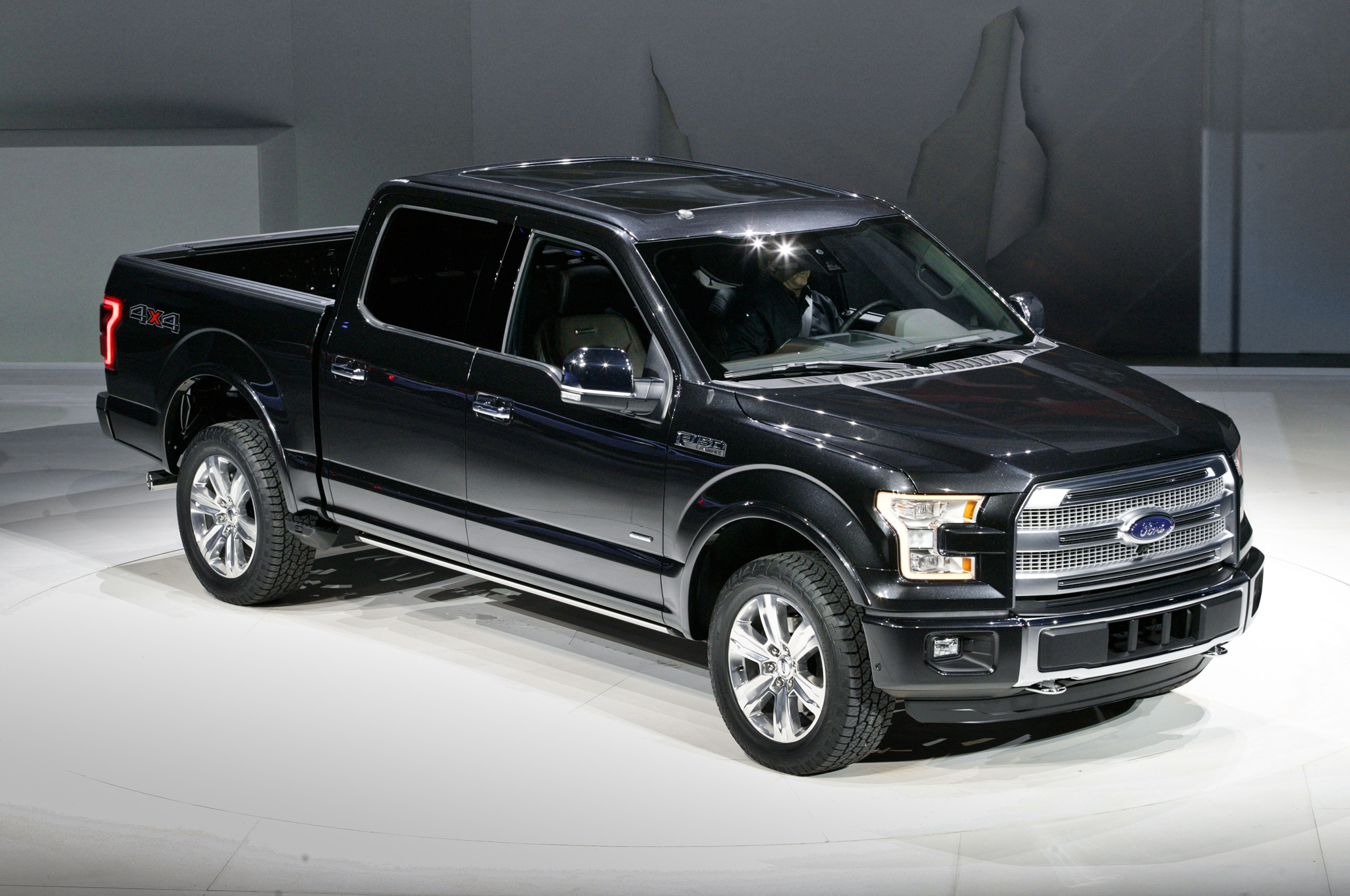 2015 Ford F-150 #7