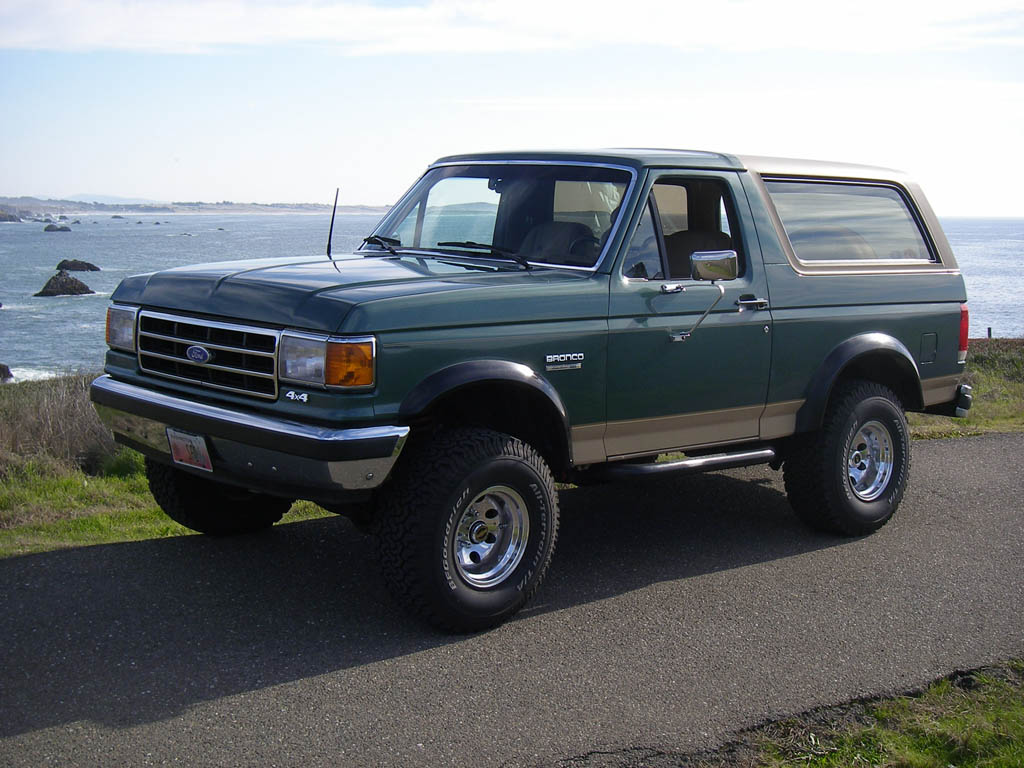1990 Ford Bronco #15