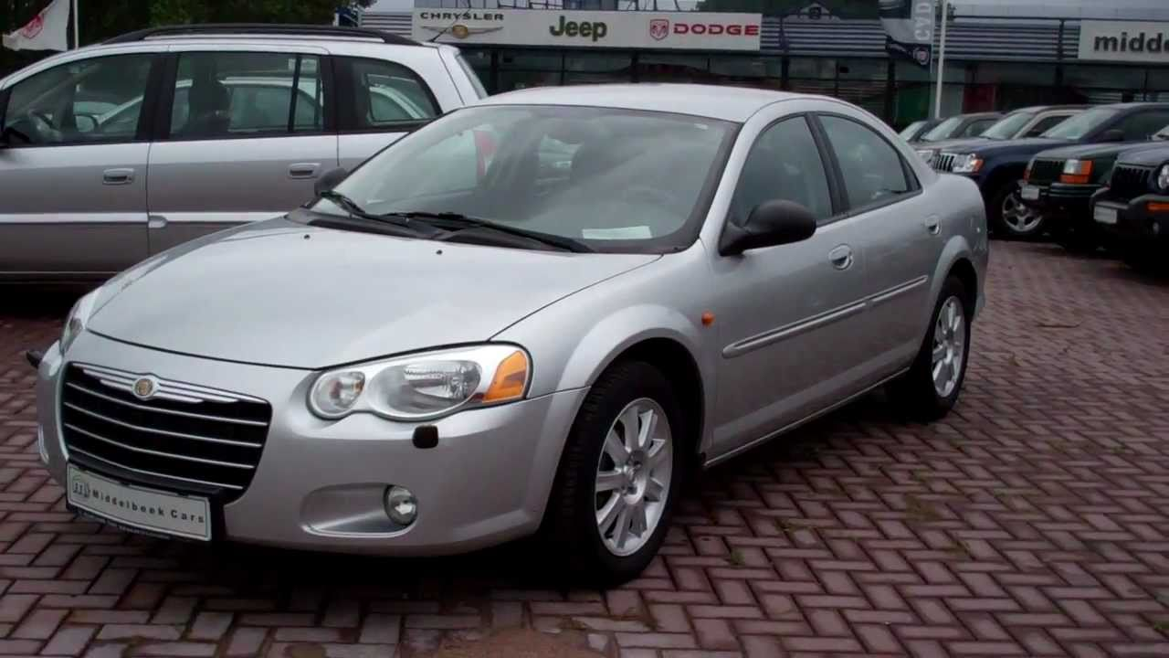 2003 Chrysler Sebring #8