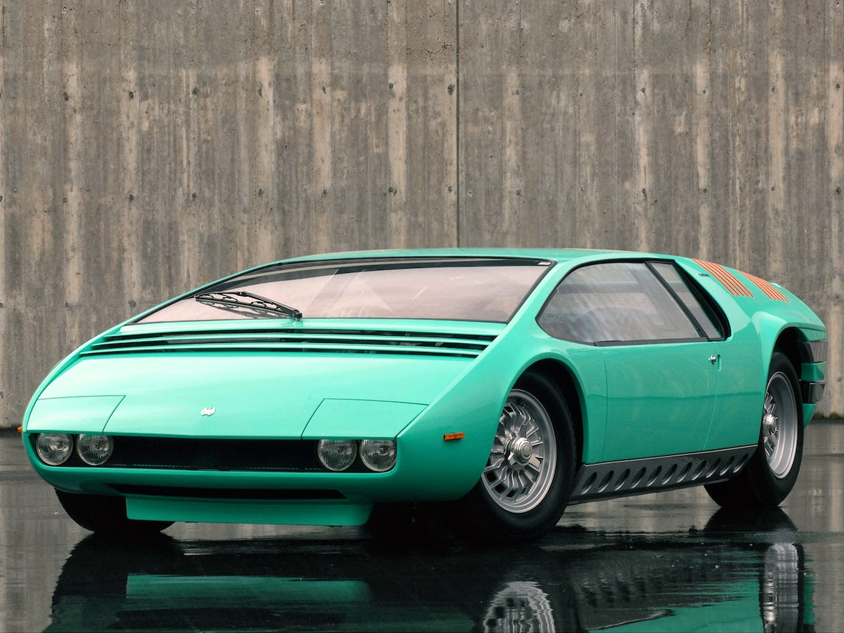 Bizzarrini Manta #15