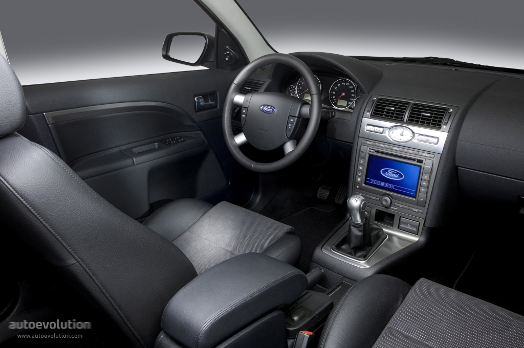 2005 Ford Mondeo #16