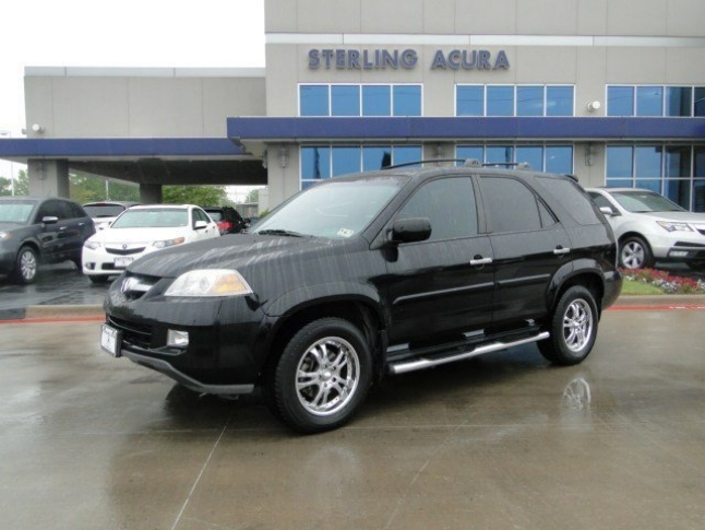 2005 Acura Mdx Photos Informations Articles Bestcarmag