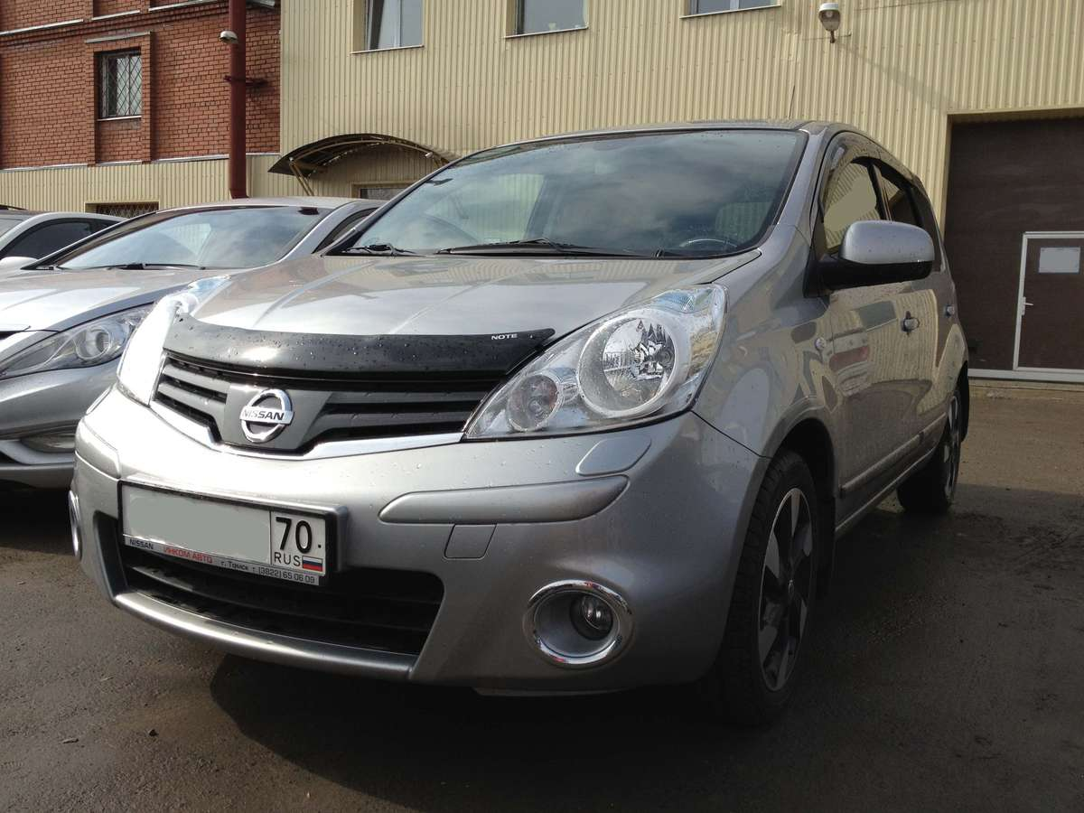 2012 Nissan Note #14