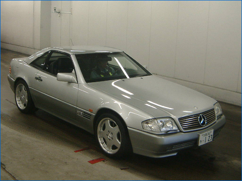 1994 Mercedes-Benz SL #12