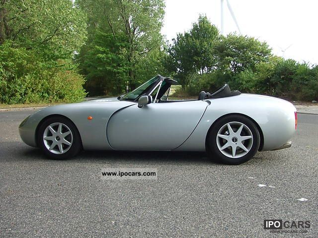 1995 TVR Griffith #3