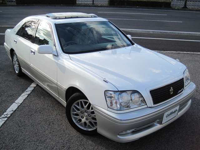 2000 Toyota Crown #11