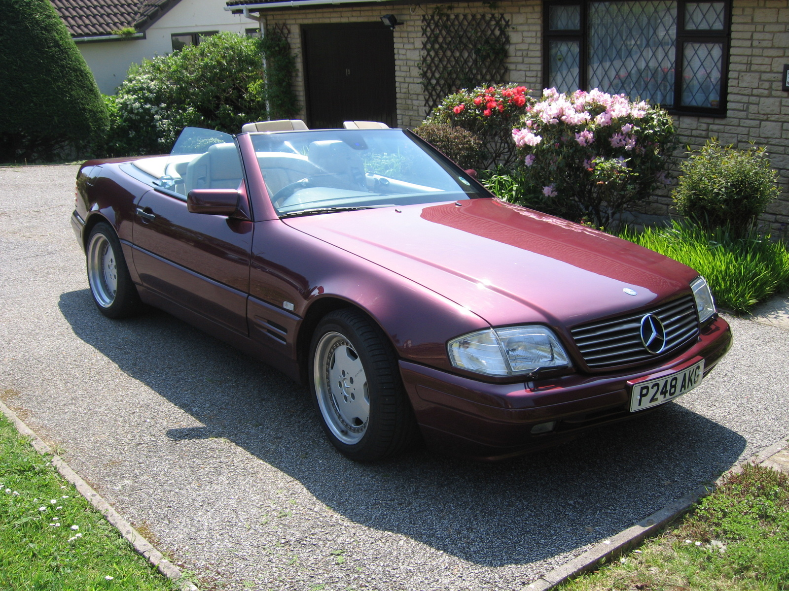 1997 Mercedes-Benz SL #4