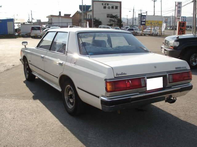 1982 Toyota Crown #8