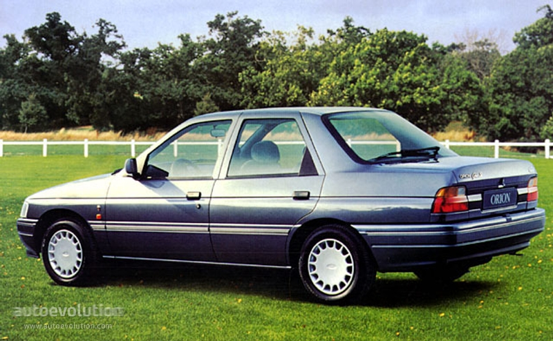 1994 Ford Orion #9