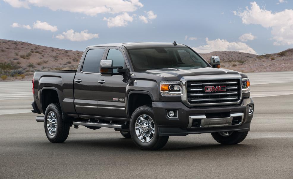 GMC Sierra 2500hd #11