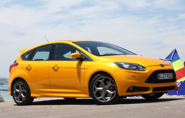 2013 Ford Focus St #5