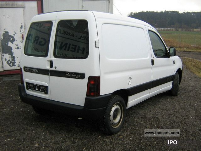 2005 Citroen Berlingo #2