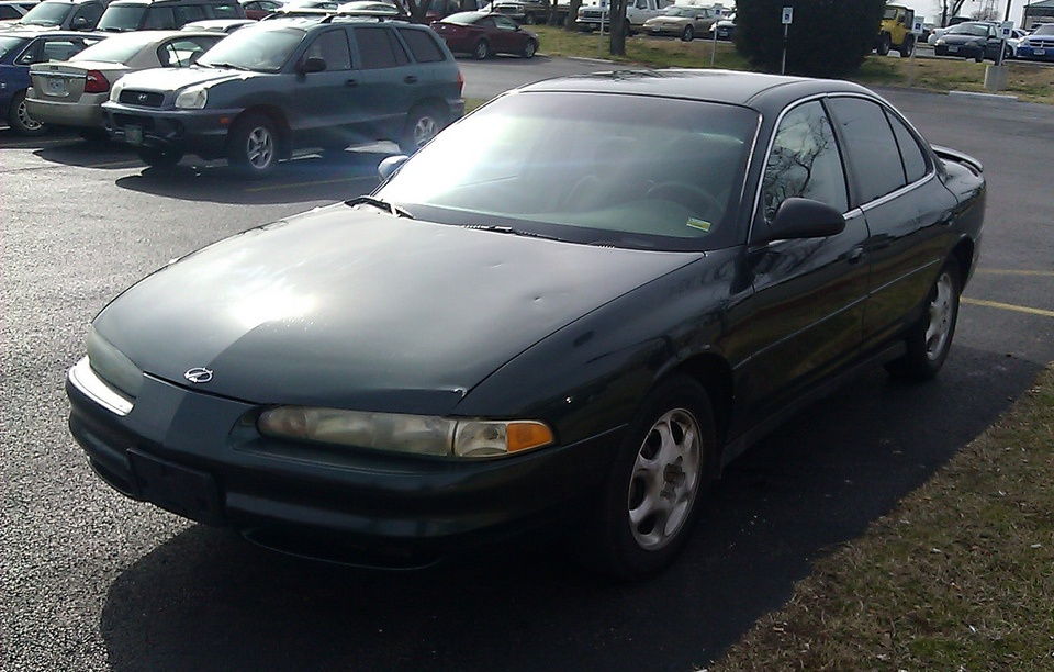 1999 Oldsmobile Intrigue #10