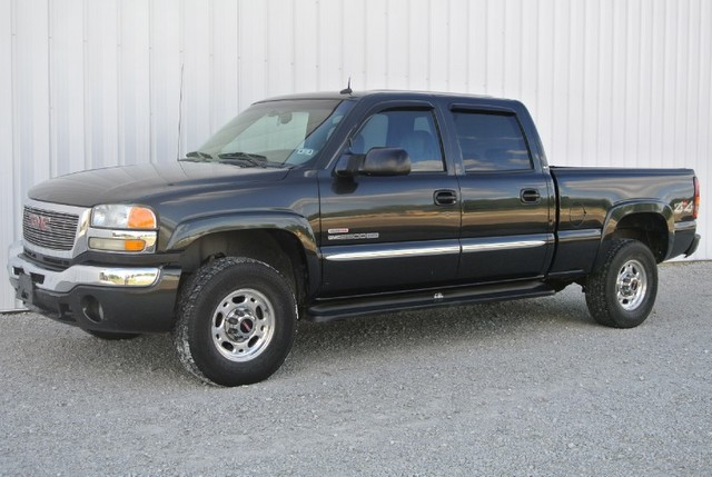 2003 GMC Sierra 2500hd #9