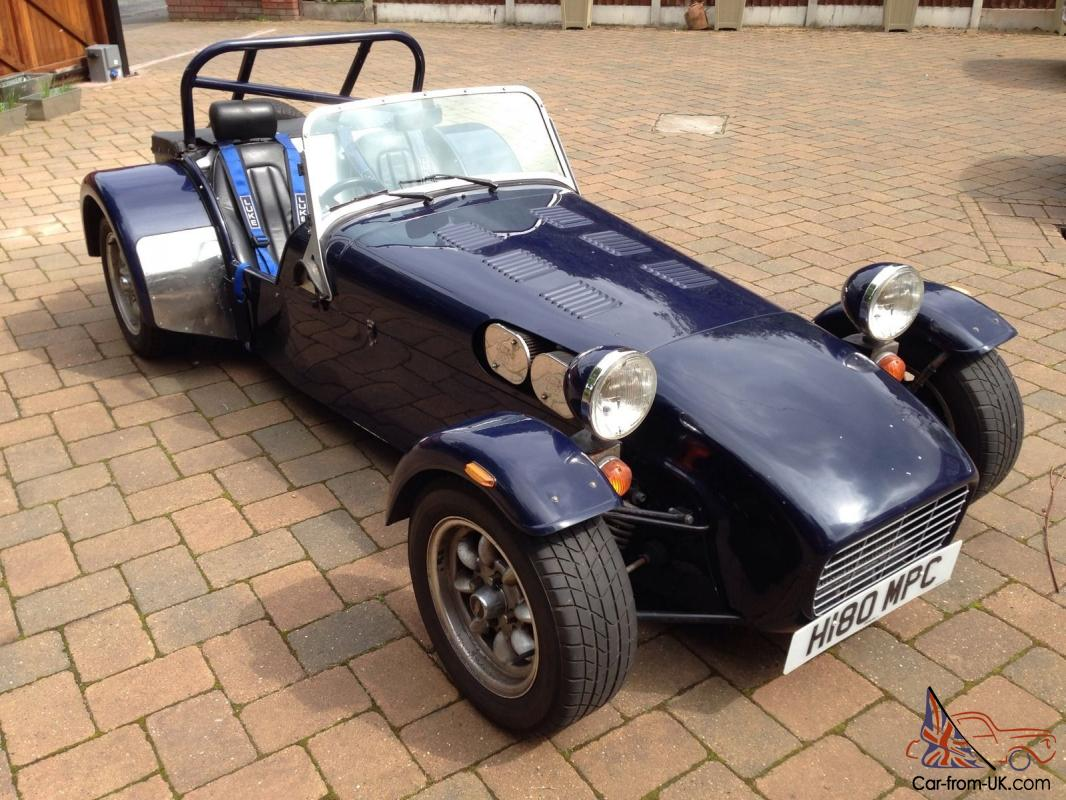 1991 Caterham Super 7 #18