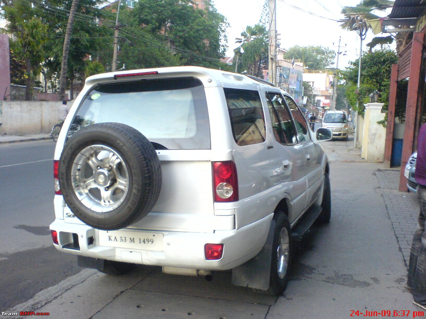 2006 Tata Safari #3