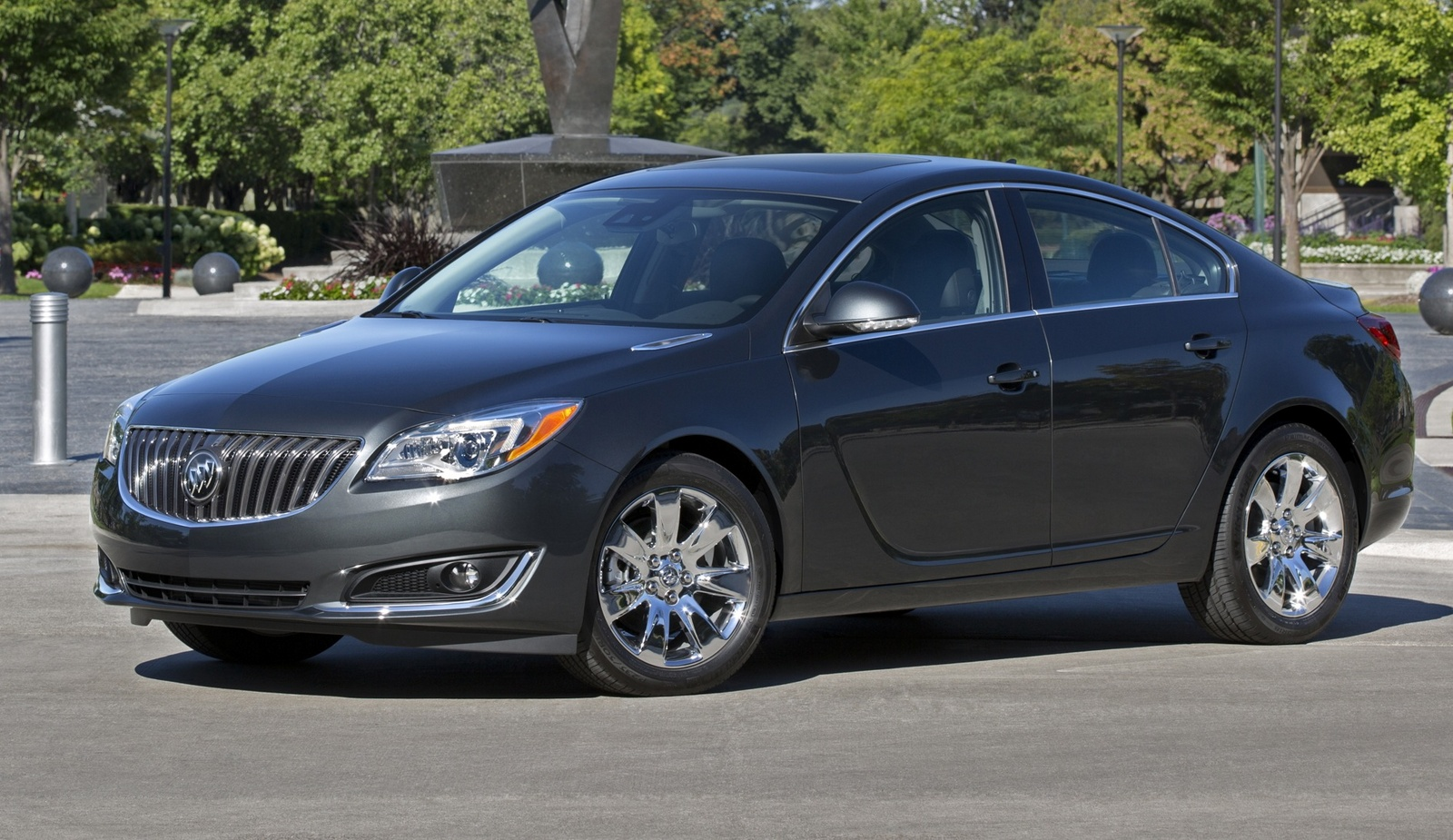 2015 Buick Regal #4