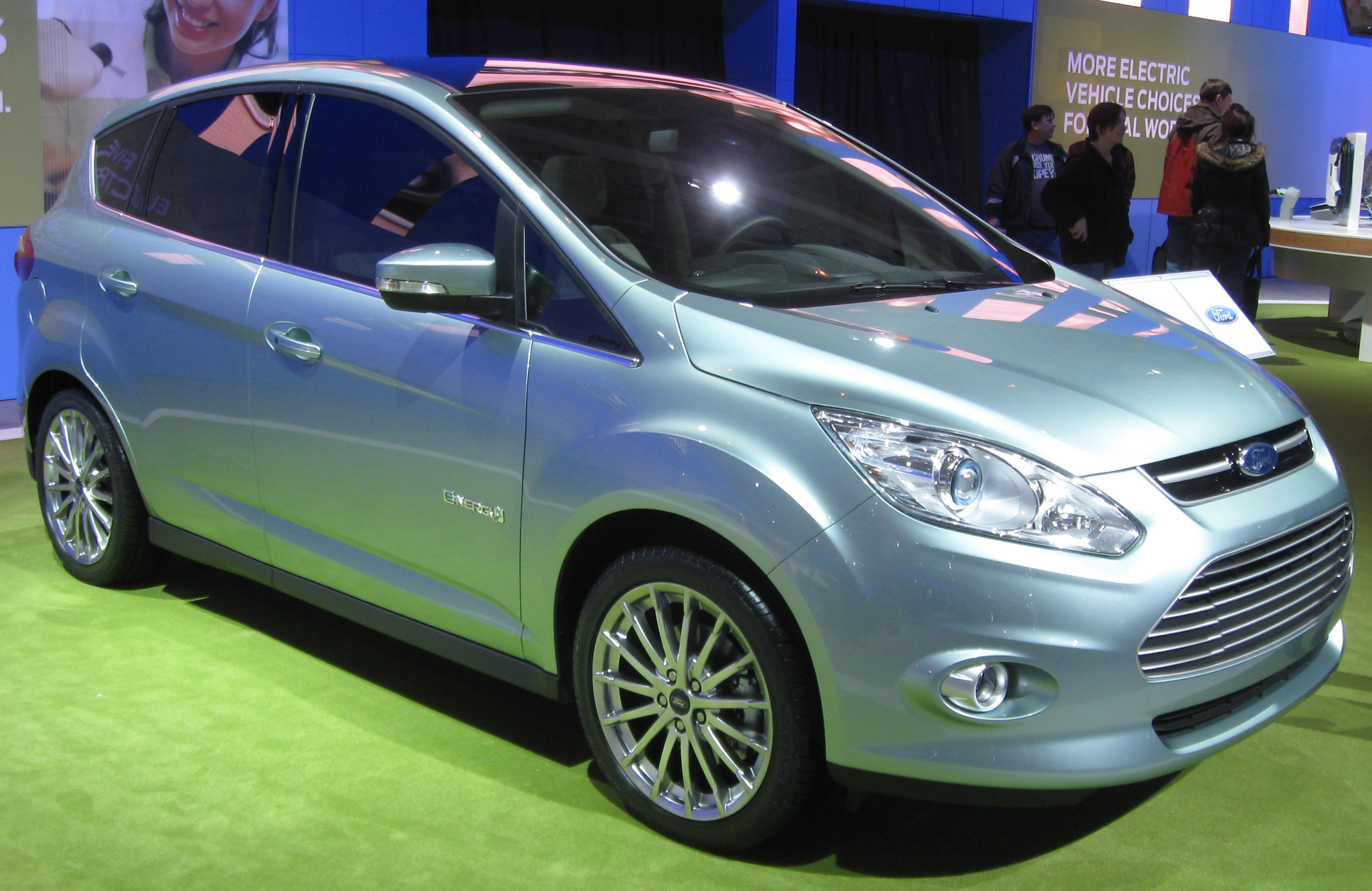 2011 Ford C-Max #13